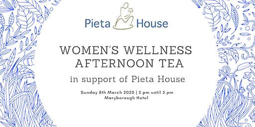 Women's Wellness Afternoon Tea in Support of Pieta House