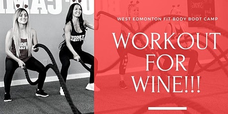 Valentines Day Workout and Wine tickets