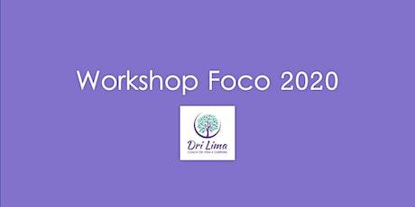 Foco 2020 bilhetes
