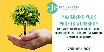 Maximising your Profits  - without compromising the quality of your product