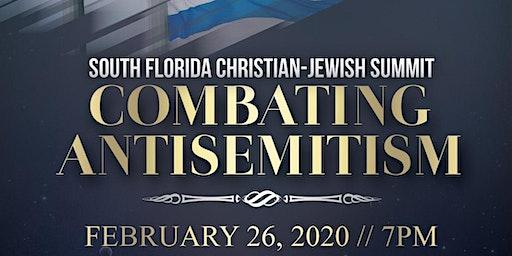 South Florida Christian-Jewish Summit - Combating Antisemitism