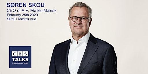 CBS Talks: Søren Skou