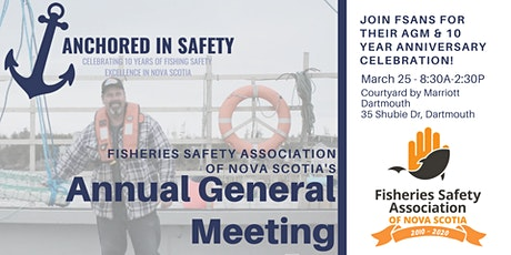 FSANS Annual General Meeting tickets