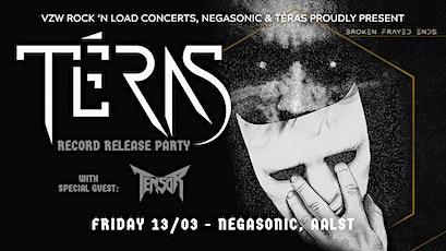 TERAS  / Tensor //Negasonic, Aalst tickets