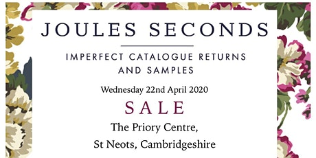 Joules Seconds Sale Dreamdrops 2020 tickets
