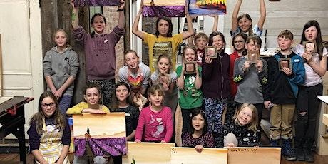 MARCH BREAK Idle Hands Kids Camp tickets