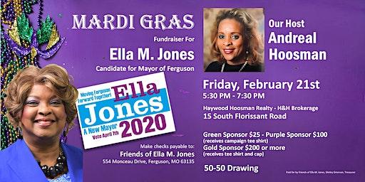 Mardi Gras with Ella M. Jones
