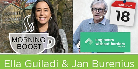 Morning Boost - Ella Guiladi & Jan Burenius tickets