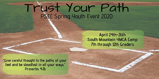 Spring Youth Event 2020 - Trust Your Path