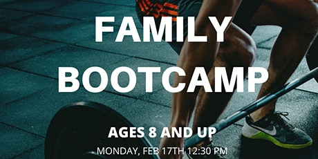 Family Boot Camp tickets