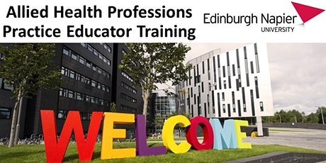 AHP Practice Educator Training tickets