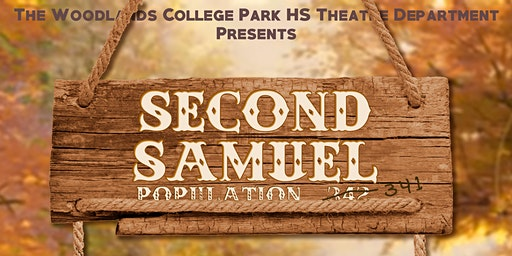 Second Samuel- UIL One Act Play 2020