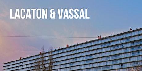 Lacaton & Vassal tickets