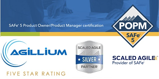 SAFe®5 POPM Certification Class, Stamford, CT (CONFIRMED TO RUN)