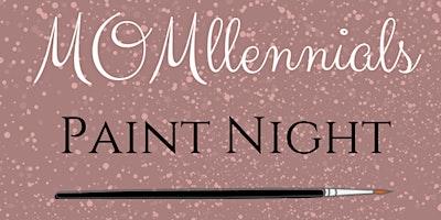 MOMllennials Paint Night