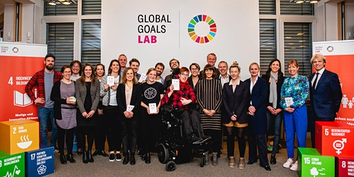 Global Goals Lab - Verleihung des Wirkungsfonds-Preises 2019/20
