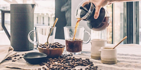 Coffee Brewing 101 Workshop: Making coffee taste better at home tickets