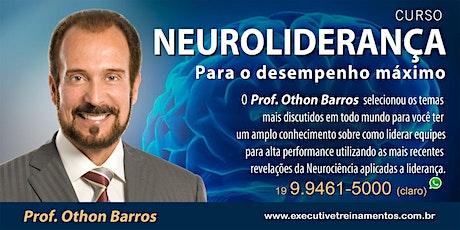 Workshop Liderança de Desempenho Máximo tickets