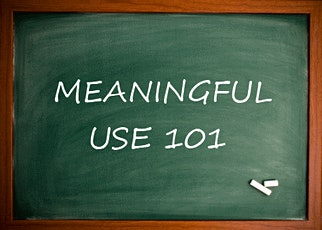Cordele Making Meaningful Use count!!! -Stage 3 workshop. tickets