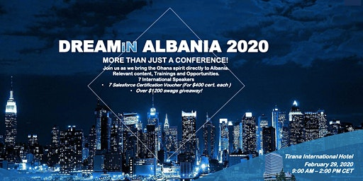 Albanian Dreamin' 2020