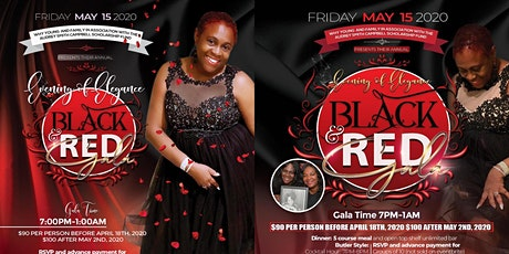 Red & Black Gala 20/20 tickets