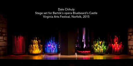 Chihuly Festival: Bluebeard's Castle tickets