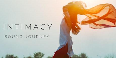 Sound Healing Journey - Intimacy  tickets