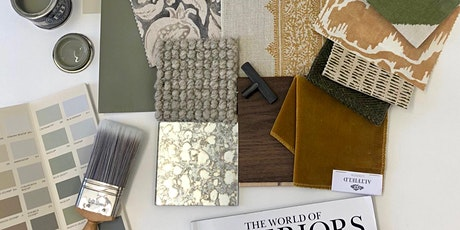 Introduction to Interior Design (PART 2) tickets