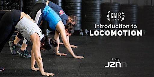 Intro to Locomotion Workshop