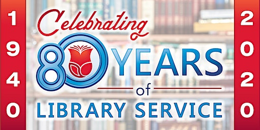80th Anniversary Library Showcase