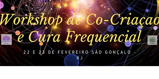 Workshop Magia de Co-Criação e Cura Frequencial