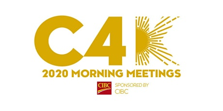 2020 Capitalize for Kids Morning Meetings: Ontario Health Teams tickets
