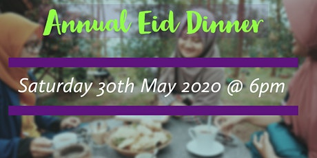 Annual Eid Dinner tickets