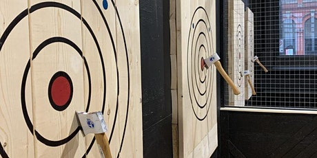 Axe Throwing with DZ tickets