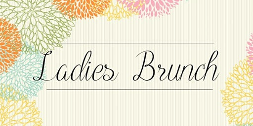 Hugs and Quiches - Ladies Brunch