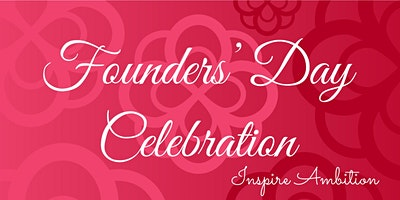 Alpha Chi Founders' Day