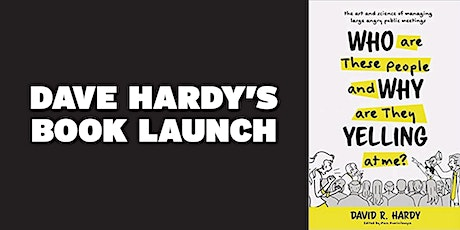 Dave Hardy Book Launch  tickets