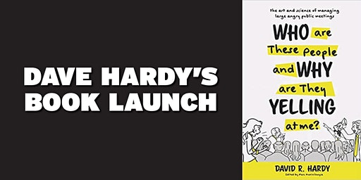 Dave Hardy Book Launch