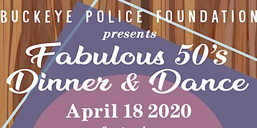 Fabulous 50's Dinner & Dance