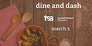 TSA and HPE Dine & Dash (HOU)
