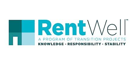 Rent Well 6-Week Tuesday Class Milwaukie tickets