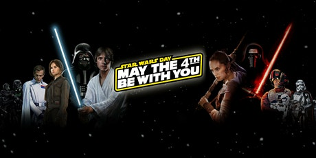 May the 4th be with you! BIG studio Star Wars quiz shindig tickets