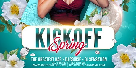 Spring Kickoff @ The Greatest Bar tickets