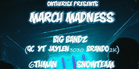 MARCH MADNESS tickets