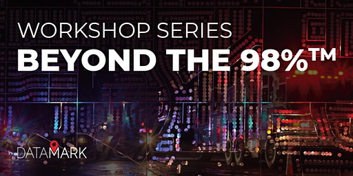 Beyond the 98%™: NG911 GIS Data Readiness & Relationships