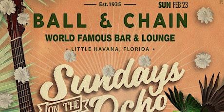 BALL & CHAIN Salsero Sundays & Sundays on the Ocho tickets