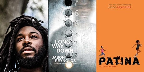 Luncheon and Spoken word Cypher with New York Times  author Jason Reynolds tickets