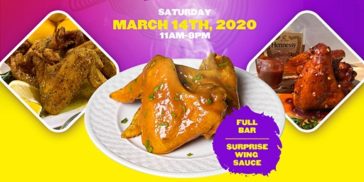 """Melnificent Wingz Presents """"Wingz on The Run"""" Pop-up Event"""
