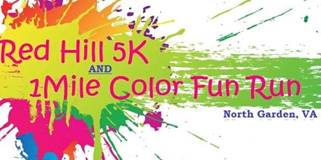 Red Hill Elementary 2020 5K and Color Fun Run tickets