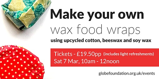 Make your own wax food wraps